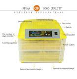 A incubadora automática aprovada de Digitas do CE Eggs 96 ovos (YZ-96A)