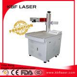 Indicatore del laser della fibra per le medaglie della targhetta dei metalli che incidono