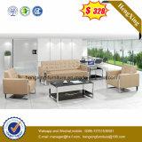 本革のオフィスのソファー、オフィス用家具、余暇のソファー(HX-CS082)