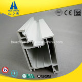 Perfil azul China do PVC do branco Hsp60-23 para a faixa interna da porta