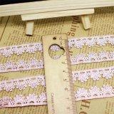 Шнурок новой утески вышивки волокна ширины оптовой продажи 1.3cm штока фабрики конструкции микро- Nylon для одежд & домашних тканиь & вспомогательного оборудования занавесов (BS1044)