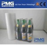 Rolo de película florescente superior do Shrink do PE para envolver frascos