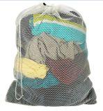 تجاريّة شبكة تكّة مغسل حقيبة مع خيط