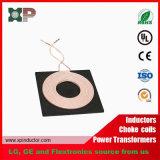 Tx50 que transmite la bobina de carga sin hilos modificada para requisitos particulares bobina de Qi para el cargador del teléfono