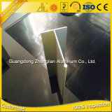 ISO 9001 t-Schlitz-Aluminiumstrangpresßling-Aluminiumlieferanten-Aluminiumprofil U