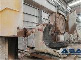 Cnc-Brücken-Draht sah Maschinen-Stein/Granit-/Marmorblockschneiden-Maschine