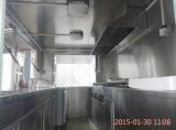 Machines de nourriture, camion mobile de nourriture et kiosque de matériels de chariot