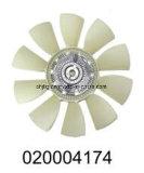 Pale de ventilateur D550mm pour l'embrayage 020004174 et le camion de Kamaz