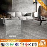 Mattonelle grige lustrate del pavimento e della parete del cemento del Matt di colore (JB6009D)