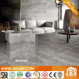 Glasig-glänzende graue Farbematt-Kleber-Fußboden-Fliese (JB6009D)