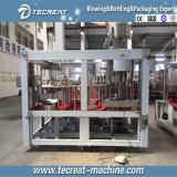 Máquina tampando de enchimento mineralizada engarrafada da água