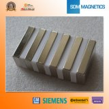 고품질 N48m 네오디뮴 구획 자석