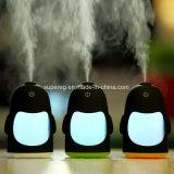 Увлажнитель USB пингвина форменный миниый, отражетель ароматности USB