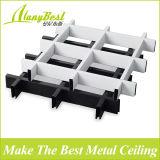 Guter Preis-Aluminiumgitter-Decken-Fliese für Innendekoration