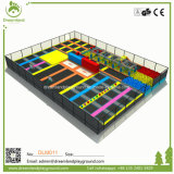 Sicherheits-Innensprung-Zonen-Trampoline-Park-/Customized-Trampoline-Park