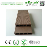 Rivestimento per pavimenti di Decking composito di plastica di legno ecologico del patio