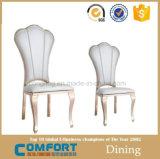 椅子を食事する贅沢なステンレス鋼フレームの宴会の結婚式のホテル