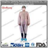 Nichtgewebte Bedarfs-chirurgisches Wegwerfkleid