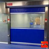 Puerta de alta velocidad automática del rodillo de la aleación de aluminio