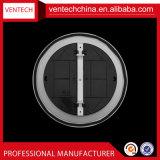 Diffuseur à haut plafond rond en aluminium de ventilation d'usine de la Chine