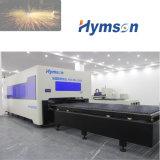 Macchina elaborante della lamina di metallo del laser della fibra del sistema di caricamento automatico