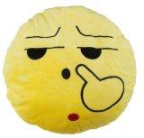 Almohadillas rellenas felpa del amortiguador de Emoji