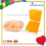 5개의 격실 Foldable 환약 상자 (pH1415)
