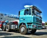 販売のためのShacman 6X4 30tのトラクターのトラックのトレーラーヘッド
