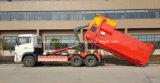 Dongfeng 6X4 팔은 트럭 훅 콤팩트 쓰레기 장비를 복사한다