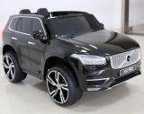 Volvo licenciou o passeio no assento do brinquedo dois do carro