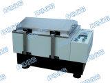 Uso del laboratorio de la máquina del matraz de la coctelera