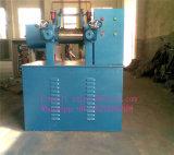Rolle Mixingmill des Qualitäts-Laborgummi-zwei
