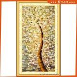 La pintura china impresa Digitaces del árbol para la decoración del vestíbulo