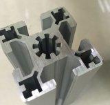 Profil industriel d'extrusion en aluminium de la série 40120, support en aluminium extrudé