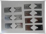 Corte automatizado del alambre y máquina que elimina para el cable grande