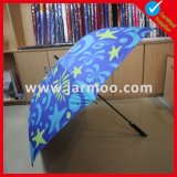 Parasol de golf pliable en plein air