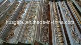 Moldeados de la cornisa de la PU para la decoración, tallando moldeados de la cornisa