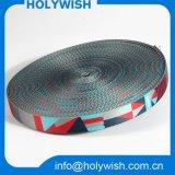 Venda al por mayor la cinta escarpada de nylon del embalaje con el surtidor rayado