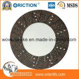 Revestimento de embreagem material da fibra de Aramid da frição