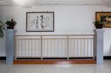 Balcón de acero galvanizado decorativo de alta calidad 25 que cercan con barandilla de la aleación de Haohan Alluminum