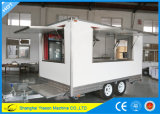 Abastecimiento Re-Enforced vidrio Van de Foodtruck del panel de Ys-Fb390A