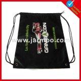 Hotsaleロゴの安いポリエステルドローストリング袋は印刷した