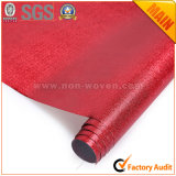 Numéro 5 tissus stratifiés non-tissés de Spunbond de rouge