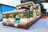 子供の遊園地の屋外のための膨脹可能な障害物コース(CHOB463-1)