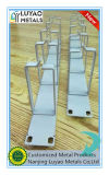 Aangepast Staal die en Delen stempelen machinaal bewerken