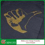 t-셔츠를 위한 Qingyi 공장 저가 그리고 중대한 질 반짝임 이동 비닐