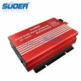 Suoer 24V 220V 1000W DC AC 확실한 순수한 사인 파동 변환장치 (FPC-H1000B)