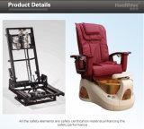 고품질 가구 현대 Pedicure 온천장 안마 의자 (D102-18)