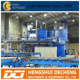 Cadena de producción avanzada surtidores de la tarjeta de yeso de la exportación de China