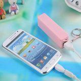 La più nuova Banca portatile di potere con la batteria esterna 2600mAh per la Banca universale di potere del telefono mobile